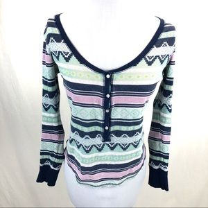 👏3 for $20👏Victoria's Secret thermal top - S